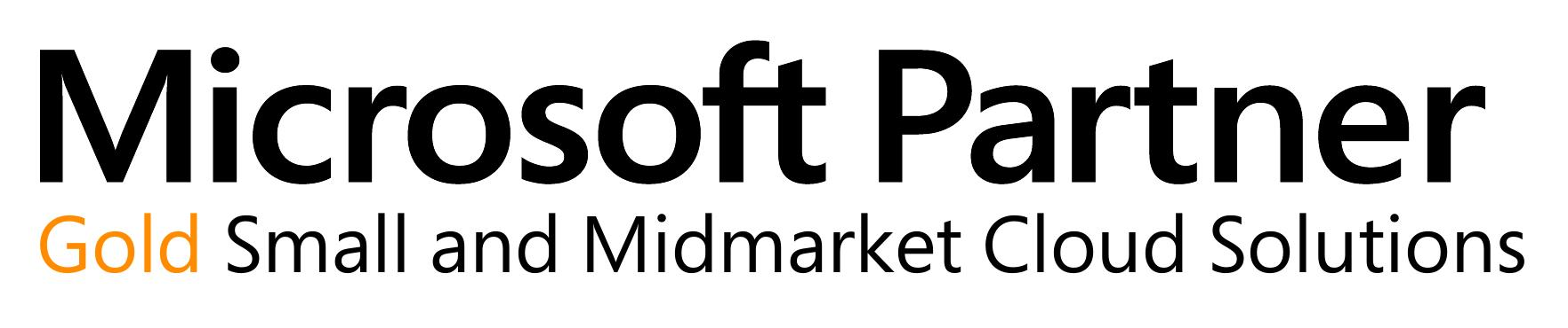 Dicide ist Microsoft Partner Gold Small and Midmarket Cloud Solution