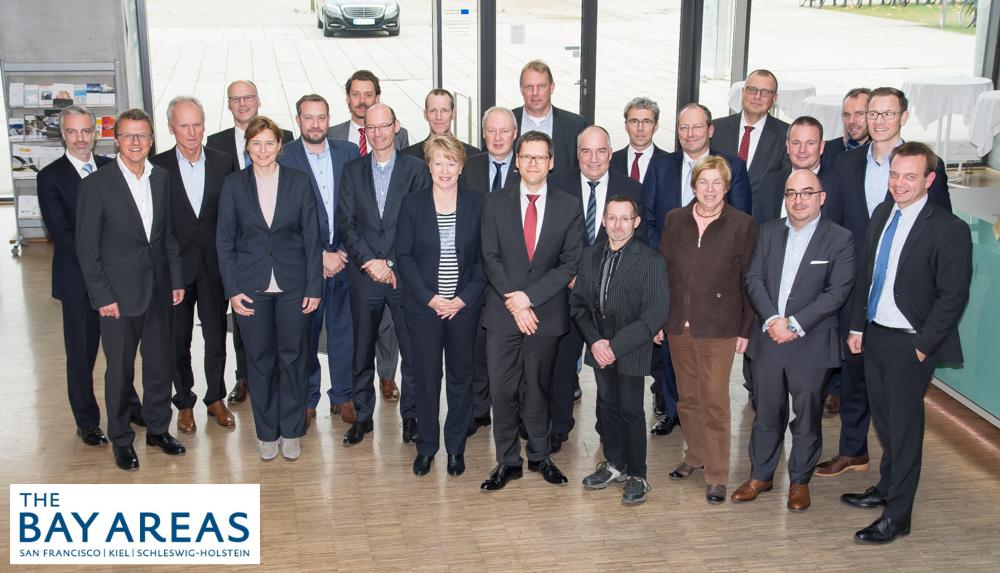 The Bay Areas: Schleswig Holstein will vom Sillicon Valley lernen