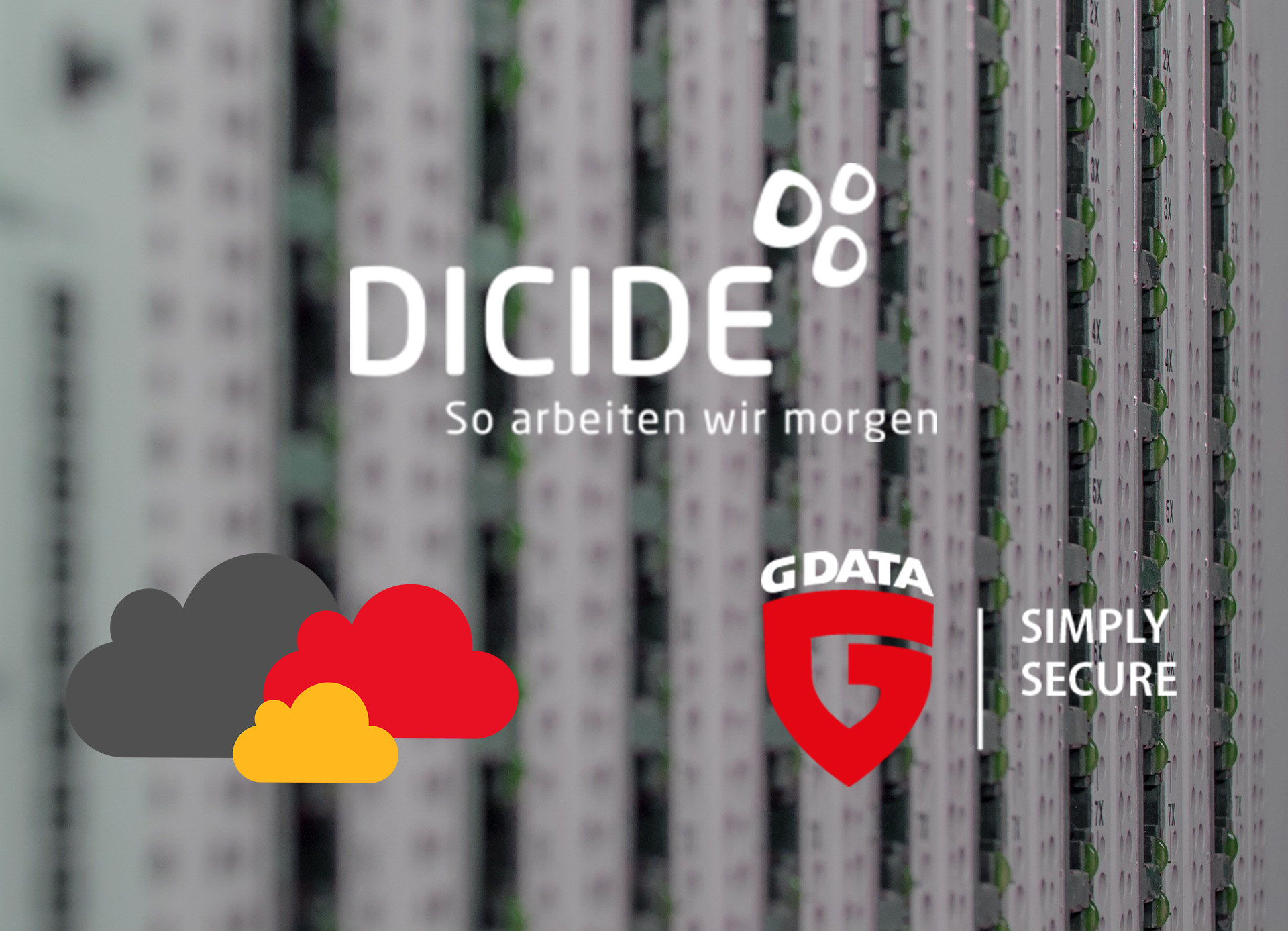 Doppelt sicher – G DATA und Dicide starten gemeinsame Kooperation