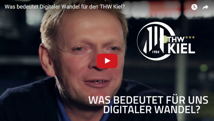 Was bedeutet Digitaler Wandel für den THW Kiel?