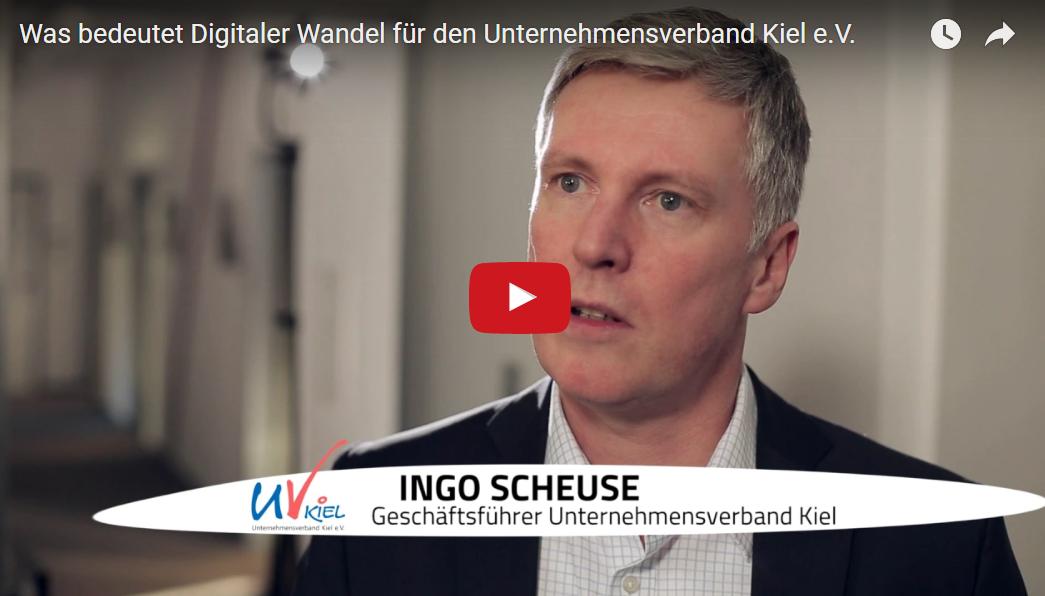 Was bedeutet Digitaler Wandel für den Unternehmensverband Kiel e.V?