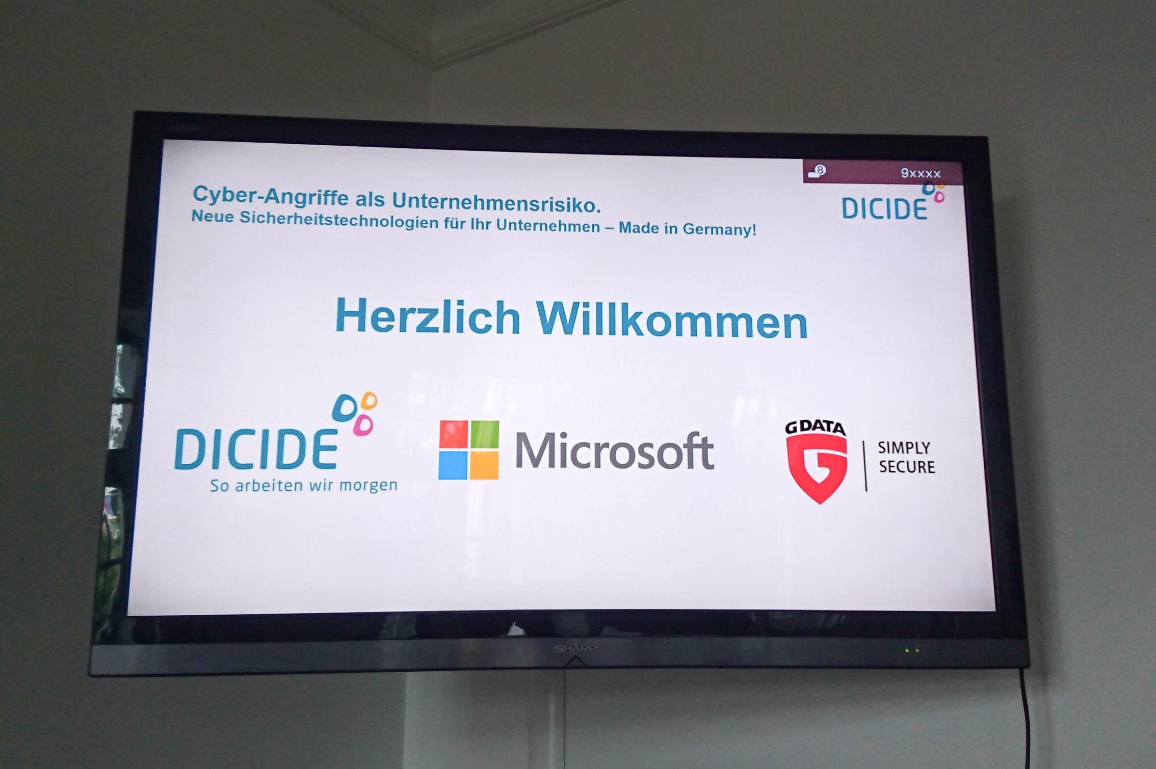 Cyber-Angriffe als Unternehmensrisiko