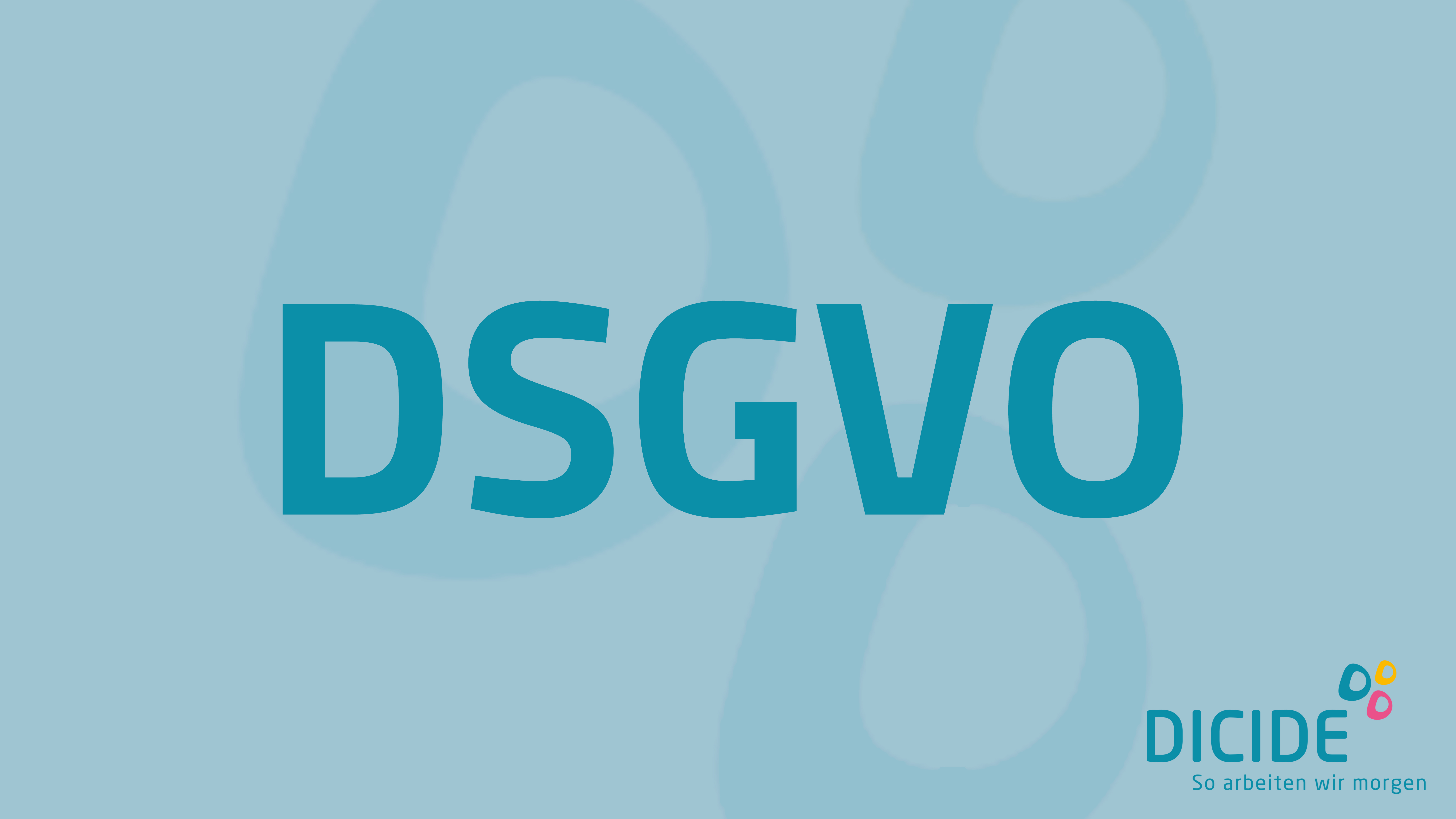 DSGVO Serie