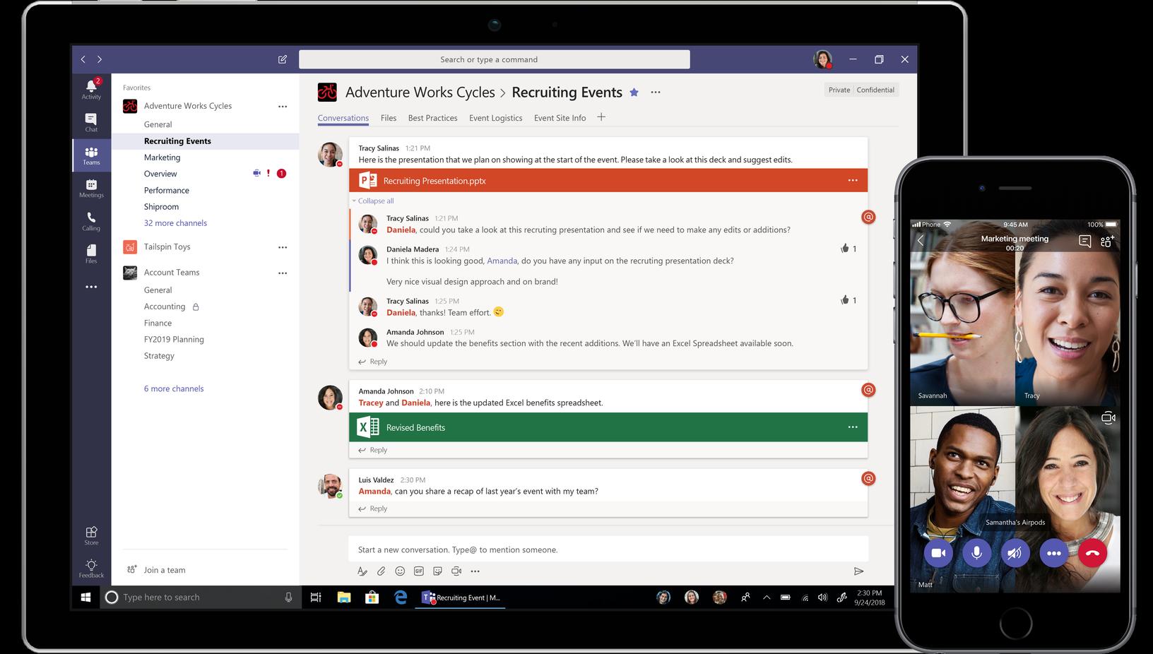 Microsoft Teams externe Gäste