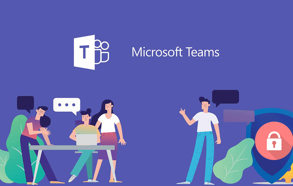 microsoft-teams-sicher