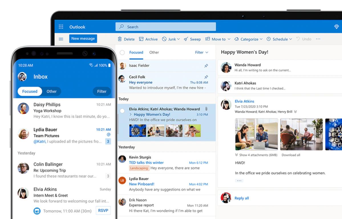 Outlook-Signatur